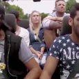 Les Anges en voiture dans Les Anges de la télé-réalité 5, lundi 3 juin 2013 sur NRJ12