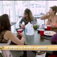 Aurélie reçoit un appel de Loane dans Les Anges de la télé-réalité 5, lundi 3 juin 2013 sur NRJ12