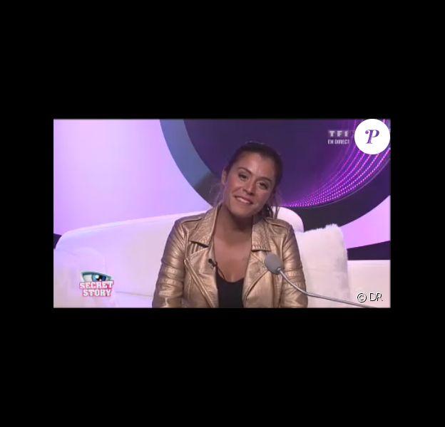 Anaïs veut quitter la maison dans Secret Story 7, vendredi 7 juin 2013 sur TF1
