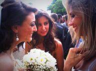 Mariage de Rachel Legrain-Trapani : Toutes ses amies Miss superbes et réunies !