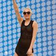 Jessie Jlors du Summertime Ball organisé par Capital FM au stade de Wembley à Londres le 9 juin 2013.