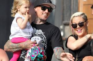 Pink et Carey Hart : Fiers et joyeux parents de la craquante Willow