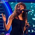 """Valérie Bègue en Mariah Carey dans """"Un air de star"""" le 11 juin 2013."""