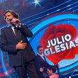 Emmanuel-Philibert de Savoie en Julio Iglesias sur M6, le 11 juin 2013.