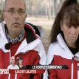 """""""Lolo et Lolotte dans Pékin Express, épisode 11, diffusé le mercredi 12 juin 2013 sur M6."""""""