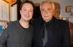 Michel Sardou, grand-père : Son fils Davy est papa pour la première fois