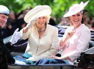 Kate Middleton, dernier show avant bébé : radieuse parade avec la famille royale