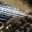 Parade Trooping the Colour à Londres le 15 juin 2013