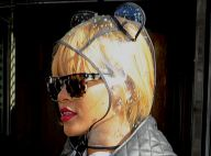 Rihanna troque son sourire contre des oreilles de chat