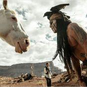 Johnny Depp : Sur le tournage de Lone Ranger, il frôle l'accident grave à cheval