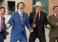 Will Ferrell : Moustachu et délirant pour un légendaire présentateur télé