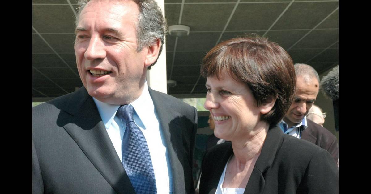 Fran ois bayrou et son pouse elisabeth pau le 22 avril - Francois busnel sa femme ...