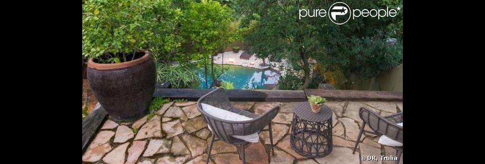 La jolie Anna Faris s'est offert cette sublime maison à Los Angeles, pour la somme de 3,3 millions de dollars.