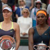 Maria Sharapova clashe Serena Williams sur ''sa relation avec un homme marié''