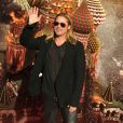Brad Pitt lors du Festival international du film de Moscou le 20 juin 2013