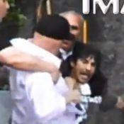 Anthony Kiedis des Red Hot : Grosse bagarre avec un bodyguard des Rolling Stones