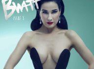 Dita Von Teese sexy et dénudée : À 40 ans, l'icône n'a pas dit son dernier mot