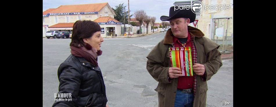 Philippe et Jackie dans Lamour est dans le pr�� 8 - Photos