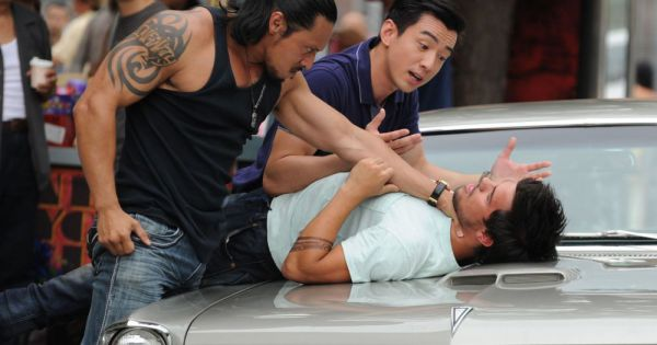 Taylor Lautner's Parkour Movie 'Tracers' Has R Rating Overturned ...