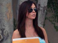 Jennifer Love Hewitt : Enceinte mais maussade, elle cache son baby bump