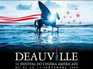 Carole Bouquet, une fleur parmi tant d'autres pour le festival de Deauville!