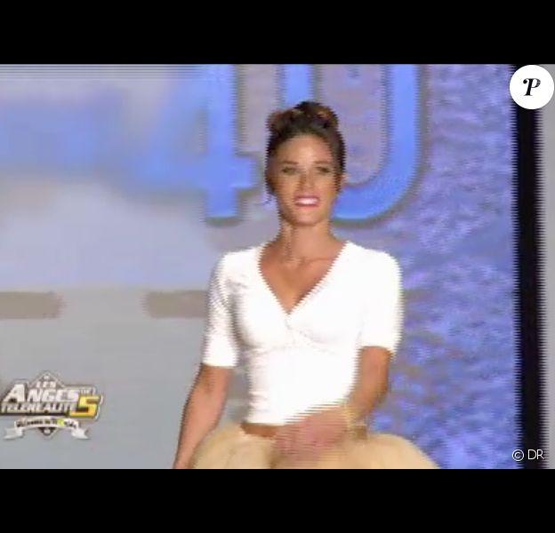 Capucine dans les Anges de la télé-réalité 5, jeudi 27 juin 2013 sur NRJ12
