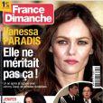 Magazine France Dimanche du 28 juin.