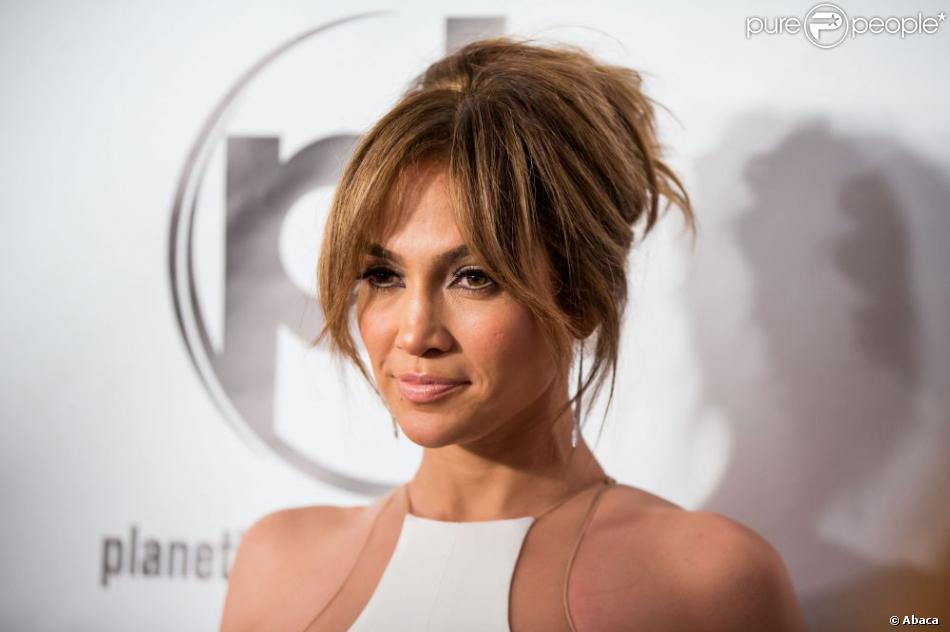 Jennifer Lopez à la première de Parker au Planet Hollywood Resort à Las Vegas, le 24 janvier 2013.