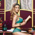 Bar Refaeli, craquante en lingerie pour la nouvelle campagne de Passionata.