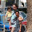 Wade Robson en famille à Hawaii, le 17 mai 2013.