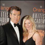 Pierce Brosnan, la malédiction: Sa fille et son ex-femme emportées par le cancer