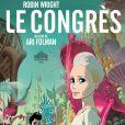 Affiche du film Le Congrès d'Ari Folman