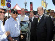 Jean-Paul Belmondo : Invité d'honneur du Tour de France avec le prince Albert