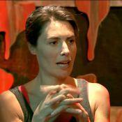 Alessandra Sublet à l'assaut du Fort Boyard, des cafards et du vide