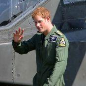 Prince Harry : Mission accomplie pour le néo-commandant d'Apache