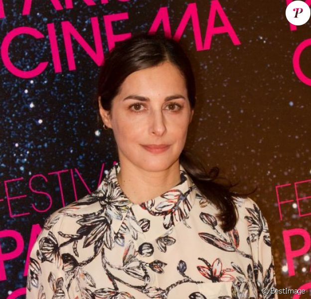 Amira Casar lors du Festival Paris Cinéma, le 7 juillet 2013
