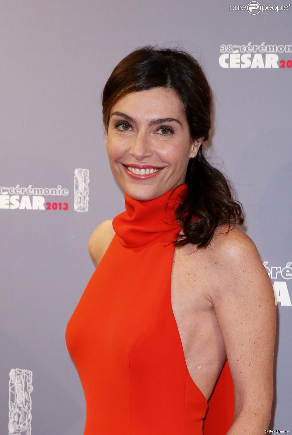 Daphné Roulier aux César en février 2013
