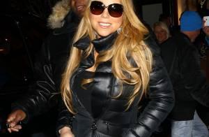 Mariah Carey : Hospitalisée suite à une blessure lors d'un tournage