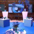 Soirée bleue dans la Maison des Secrets ( Secret Story 7  - le mardi 9 juillet 2013).