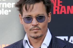 Johnny Depp : Lone Ranger est un échec mais la star a déjà prévu l'après !