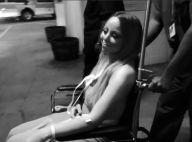 Mariah Carey quitte l'hôpital en chaise roulante mais fait honneur à ses fans