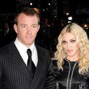 Madonna : Boudeuse pour la Bar Mitzvah de Rocco avec son ex-mari et son chéri