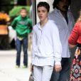 Rocco Ritchie, fils de Madonna, à New York le 8 juin 2013.