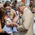 Dans le cadre de leur traditionnel voyage d'été en Cornouailles et au Devon, la  duchesse de Cornouailles et le prince de Galles    ont visité lundi 15 juillet   'hôpital pour   enfants     Little Harbour à   Porthpean,  non loin de St Austell. L'occasion pour Camilla Parker Bowles de donner quelques informations concernant le futur enfant du prince William et Kate Middleton.