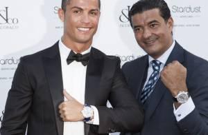 Cristiano Ronaldo : Élégant et séduisant devant Juliette Binoche, radieuse