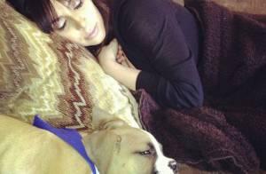 Kim Kardashian s'exprime enfin sur sa maternité et veut rester discrète