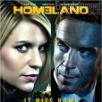 "Poster de la série ""Homeland"""