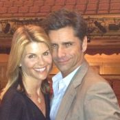 Lori Loughlin et John Stamos : Retrouvailles du couple de 'La Fête à la maison'