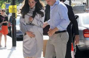 Kate, William et le bébé royal : Deux sosies créent la surprise devant l'hôpital