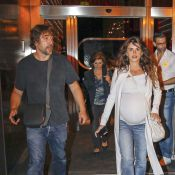 Penélope Cruz, très enceinte, et Javier Bardem : Les amoureux sont de sortie !